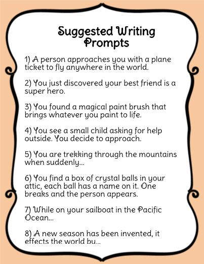 help writing a short story
