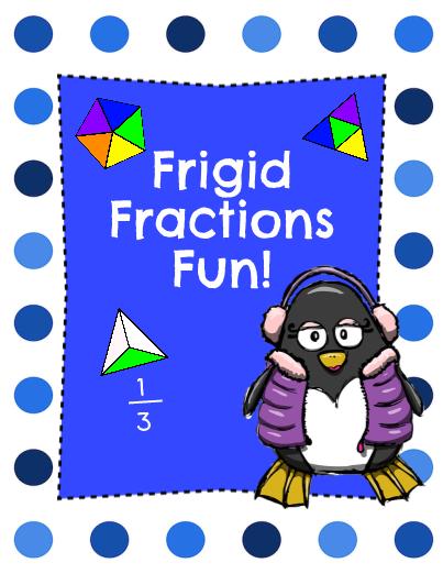 Frigid Fractions Fun!