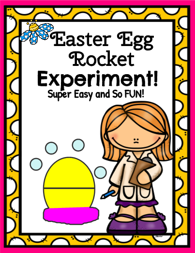 Easter Egg Rockets Experiments!