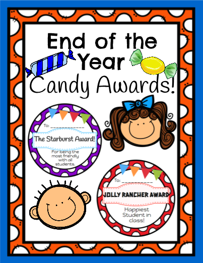End of the Year CANDY awards!