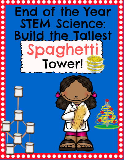 Enfd of the Year Science: Build the Tallest Spaghetti Tower